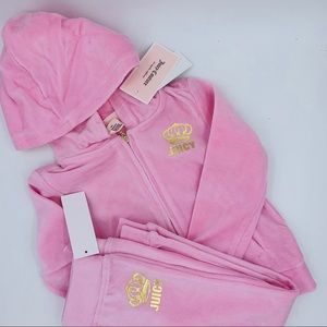 Juicy Couture NWT Sweatsuit